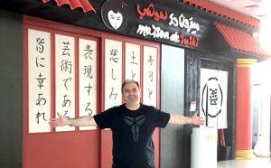 Maison de Sushi Owner