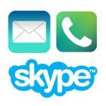 Mail,Tel,or Skype